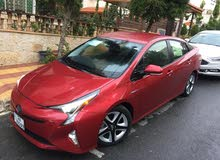 Used Toyota Prius in Amman
