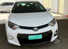 Toyota Corolla car for sale 2016 in Nizwa city