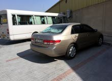 Honda Accord 2003 in good condition
