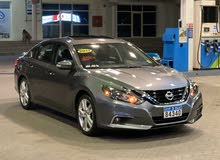 Automatic Nissan 2017 for sale - Used - Muscat city