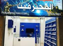 محل لتأجير 20 سيدي PS4 ب 20 دينار يوجد توصيل لبعض مناطق عمان