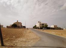 قطعة أرض للبيع مقابل جامعة الإسراء مباشرة منطقة الطنيب قرب طريق المطار بسعر مغري