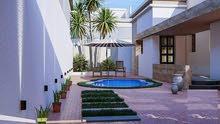 sqm Unfurnished Villa for rent in Tripoli