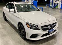 Mercedes Benz C 300 car for sale 2019 in Al Dakhiliya city
