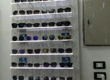 نظارات شمسي وحريمي