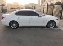 BMW 525 in Al Ain