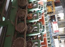 للبيع معدات مصنع حديد