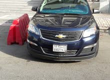 Chevrolet Traverse 2015 For sale - Blue color