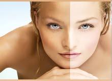 كريم تبييض الجسم+صابونة تبييض+كريم تبييض للوجه