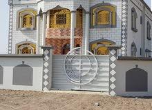 All Suwaiq neighborhood Suwaiq city - 390 sqm house for sale