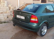 Green Opel Astra 2000 for sale