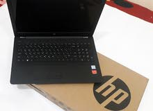 hp 15-bs033ne laptop (NEW) توفير 1000جنيه