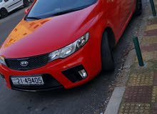 Red Kia Forte 2012 for sale
