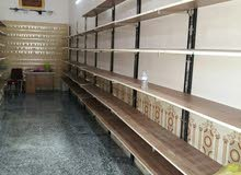 For sale Shelves that's condition is Used - Baghdad