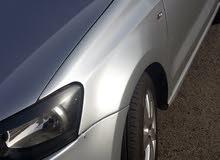 سيارة بولو 2013 بحالة ممتازة شرط الفحص