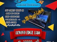 LENOVO EDGE 2- 1580 ب2 كارت شاشه NVIDIA GT 940M فرز اول استيراد الخارج