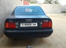 Blue Audi 100 1999 for sale