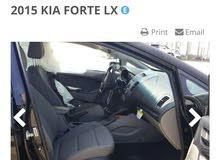 Automatic Kia 2015 for sale - Used - Benghazi city