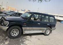 Mitsubishi pajero model 2000 for sale