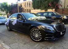 Mercedes Benz S 400 car is available for a Day rent
