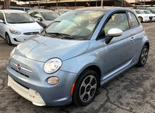 Fiat 500e car for sale 2015 in Amman city