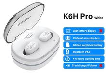 Earbuds Dacom K6H pro WHITE