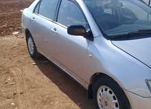 Used  2001 Corolla