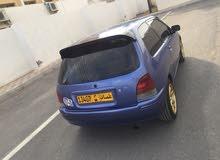 Toyota Starlet 1996 For sale - Blue color