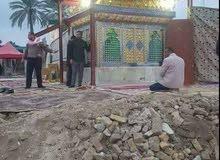 سلام عليكم قصاب ابلاش نذبح ونقطع حسب الطلب بثواب لامام الحسين