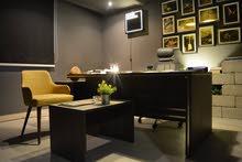 مكتب + كرسي مدير