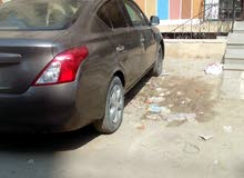 2013 Nissan Sunny for sale in Cairo