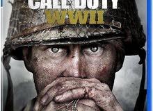 Call of duty WWII  للبيع