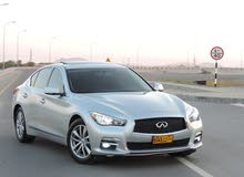 Automatic Infiniti 2017 for sale - Used - Muscat city