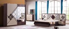 غرف نوم تركية 8 قطع بأسعار مناسبة