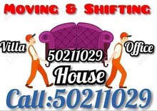 We are shifting all kinds of home appliances such as furni