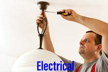 we do all types of electrical work