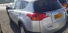 For sale 2015 Silver RAV 4