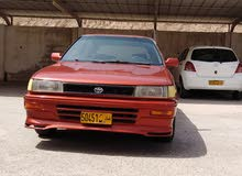 +200,000 km mileage Toyota Corolla for sale