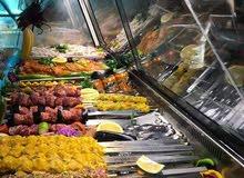 مطعم النجع ابوسليم  يبحت عن معلم تجهيز مشاوي وسلايط