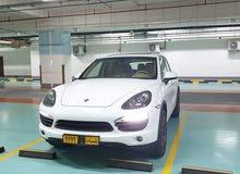 White Porsche Cayenne S 2013 for sale