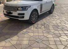 For sale Land Rover Range Rover Vogue car in Abu Dhabi