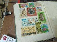 طوابع بريد قديمه. الطابع ب400