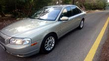 Automatic Silver Volvo 2001 for sale