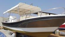قارب الفردان 9 متر للبيع