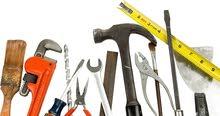 مواسرجي لجميع اعمال الصيانه العامة والتعهدات