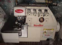 ماكينة خياطة اوفر 4 فتلة