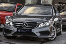 Used condition Mercedes Benz E 200 2014 with 0 km mileage
