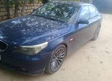 Automatic Blue BMW 2007 for sale