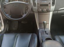 هوندي سوناتا موديل 2010جمرك كيف واصلت السيارت الله يبارك