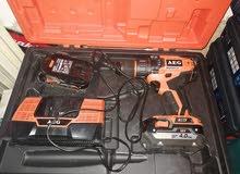 درل AEG اصلي 18 فولت بطارية